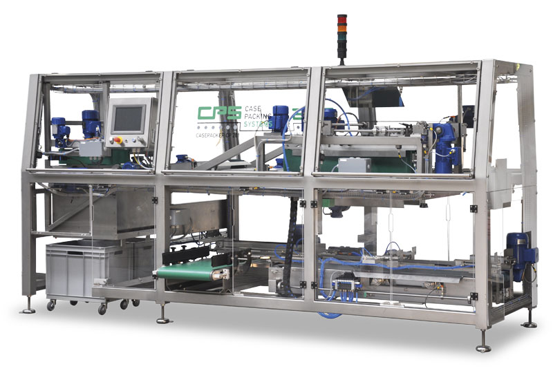 Referenzbilder von CPS Case Packing Systems - NL